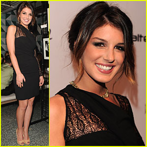 Shenae Grimes Shows Support for St. Jude
