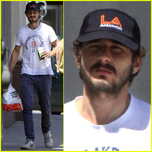 Shia LaBeouf: Baja Fresh Friday!