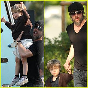 Shiloh Jolie-Pitt is a Swinger