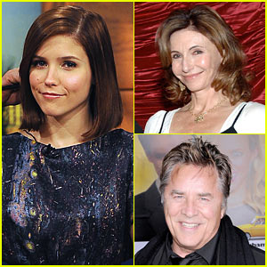 Sophia Bush: Southern Discomfort with Don Johnson!