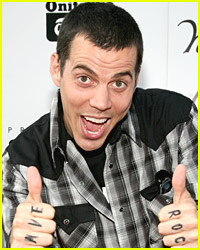 Steve-O: Vote For Kate Gosselin!