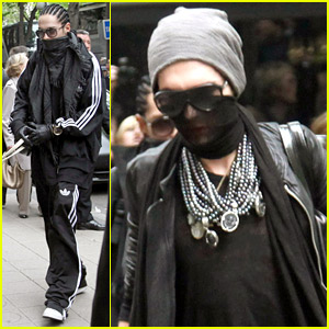 Tokio Hotel Twins Cover Up