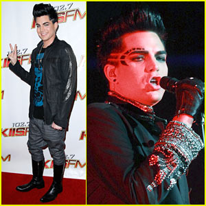 Adam Lambert at Wango Tango: If I Had You!