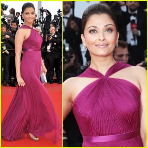 Aishwarya Rai: Gucci Girl Takes Cannes