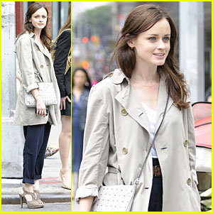 Alexis Bledel: Let's Do Lunch!