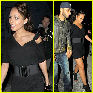 Alicia Keys: Possibly Pregnant