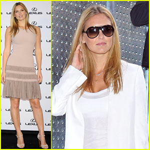 Bar Refaeli: Lexus Party Hosting Hottie