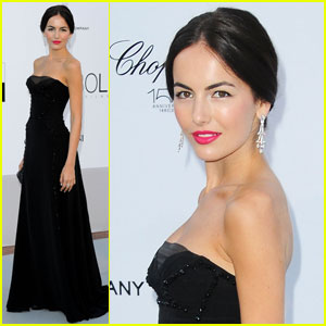 Camilla Belle - amfAR Gala Graceful