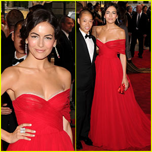 Camilla Belle: MET Ball 2010
