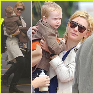 Cate Blanchett & Ignatius Upton: Yes We Cannes!