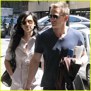 Daniel Craig & Satsuki Mitchell: Madison Avenue Mates