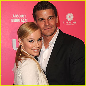 David Boreanaz Admits Infidelity
