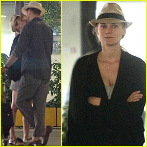 Diane Kruger & Joshua Jackson: Romantic in Rome!