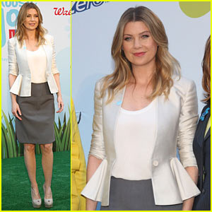 Ellen Pompeo Stands Up To Cancer