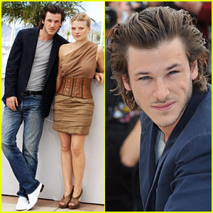 Gaspard Ulliel: CANNES Quick Stop