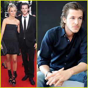 Gaspard Ulliel & Jordane Crantelle: Cannes Couple