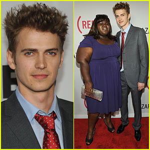 Hayden Christensen: Lazurus Effect with Gabourey Sidibe!
