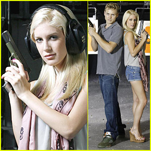 Heidi Montag: Transformers 3 Audition