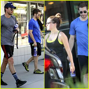 Jake gyllenhaal and austin nichols dating