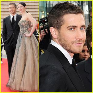 Jake Gyllenhaal: Prince of England!