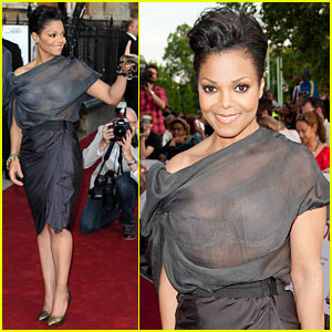 Janet Jackson: SHEER Beauty