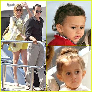 Jennifer Lopez & Marc Anthony: CANNES Couple
