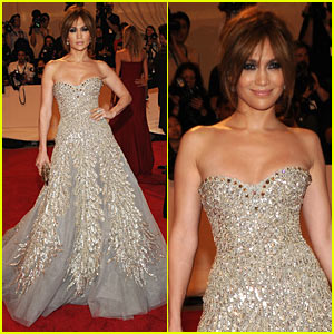 Jennifer Lopez: MET Ball 2010