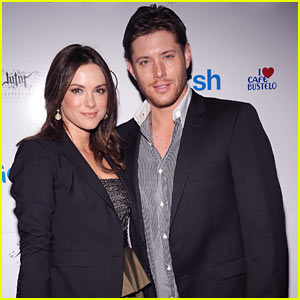 Jensen Ackles & Danneel Harris: Supper Club Couple