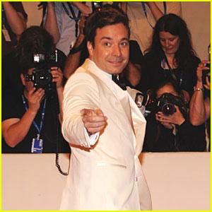 Jimmy Fallon Hosting 2010 Emmy Awards!