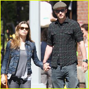 Justin Timberlake & Jessica Biel: Tequila Twosome