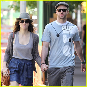 Justin Timberlake: MET Ball Morning After with Jessica Biel
