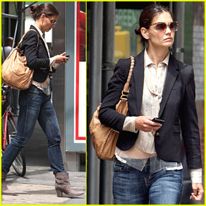 Katie Holmes Never Turned Down 'Sex and the City 2'