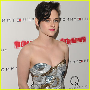 Kristen Stewart: Going 'On The Road'!