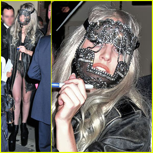 Lady Gaga Covers 'Don't Stop Believin'!
