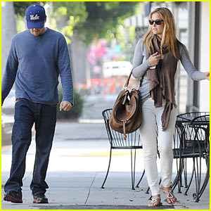 Leo DiCaprio &  & Bar Refaeli Shop For Pool Table
