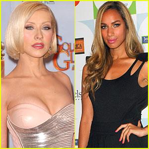 Leona Lewis: Bionic Tour with Christina Aguilera!