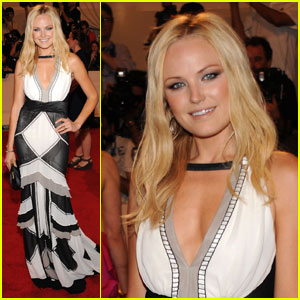 Malin Akerman: MET Ball 2010