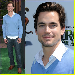 Matt Bomer: Shrek Forever After!