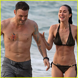 Megan Fox: Bikini Abs of Steel!