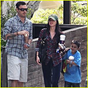 Megan Fox & Brian Austin Green: Kassius Couple