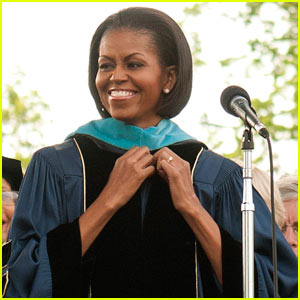 Michelle Obama: Commencement Speech at GWU!