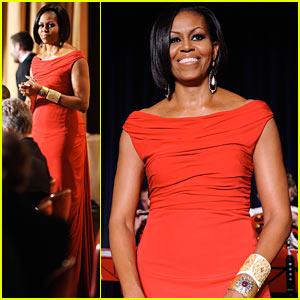 Michelle Obama: Prabal Gurung Gorgeous