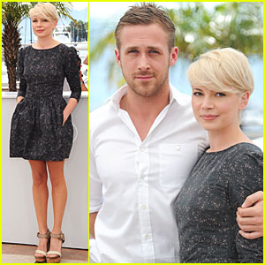Ryan Gosling & Michelle Williams: 'Blue Valentine' at Cannes!