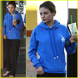 Mila Kunis: 'Friends with Benefits' with Justin Timberlake!