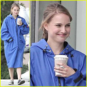 Natalie Portman & Ashton Kutcher Shoot Ivan Reitman Flick