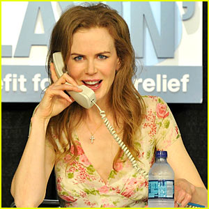 Nicole Kidman: Nashville Benefit Concert for Flood Relief!