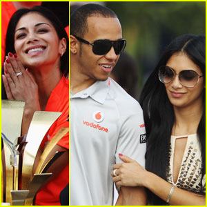 Nicole Scherzinger &#038; Lewis Hamilton Take Turkey