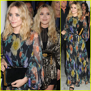 Olsen Twins Honor Steve Madden with Brand of the Year!