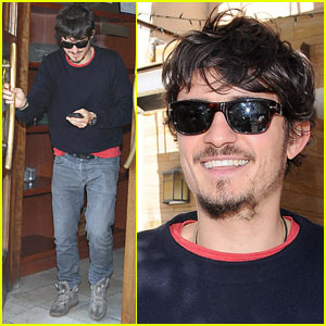 Orlando Bloom: Enoteca Drago Dude