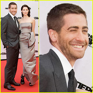 Prince Jake Gyllenhaal Storms Moscow